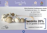 Silvia Guarnieri Contemporary Jewels - Stezzano - Distretto Morus Alba